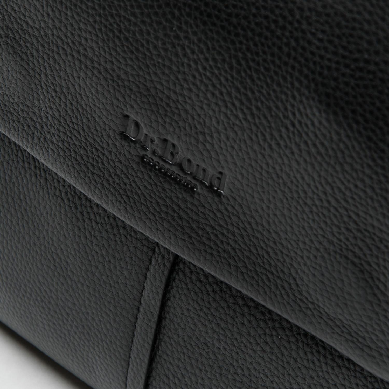 Сумка Мужская Планшет кожа DR. BOND 8870 black - фото 3
