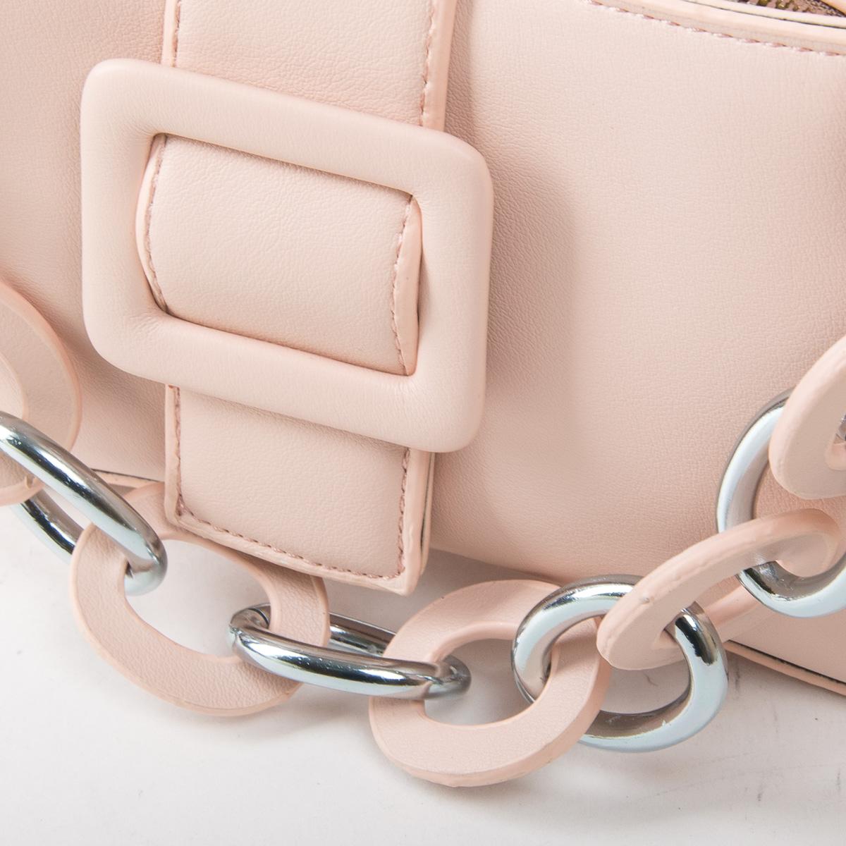 Сумка Женская Классическая иск-кожа FASHION 01-02 2851 pink - фото 3
