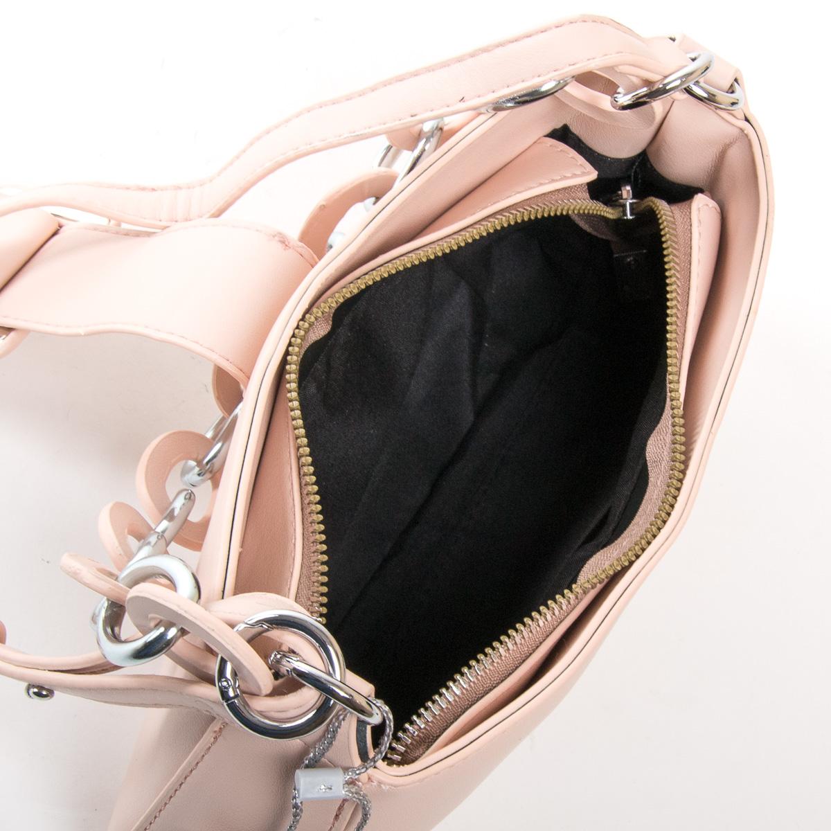 Сумка Женская Классическая иск-кожа FASHION 01-02 2851 pink - фото 5