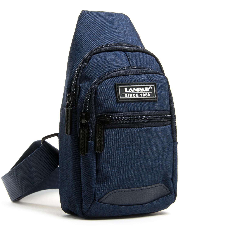 Новое поступление мужских сумок Lanpad