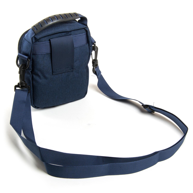 Сумка Мужская Планшет нейлон Lanpad 6011 blue - фото 4