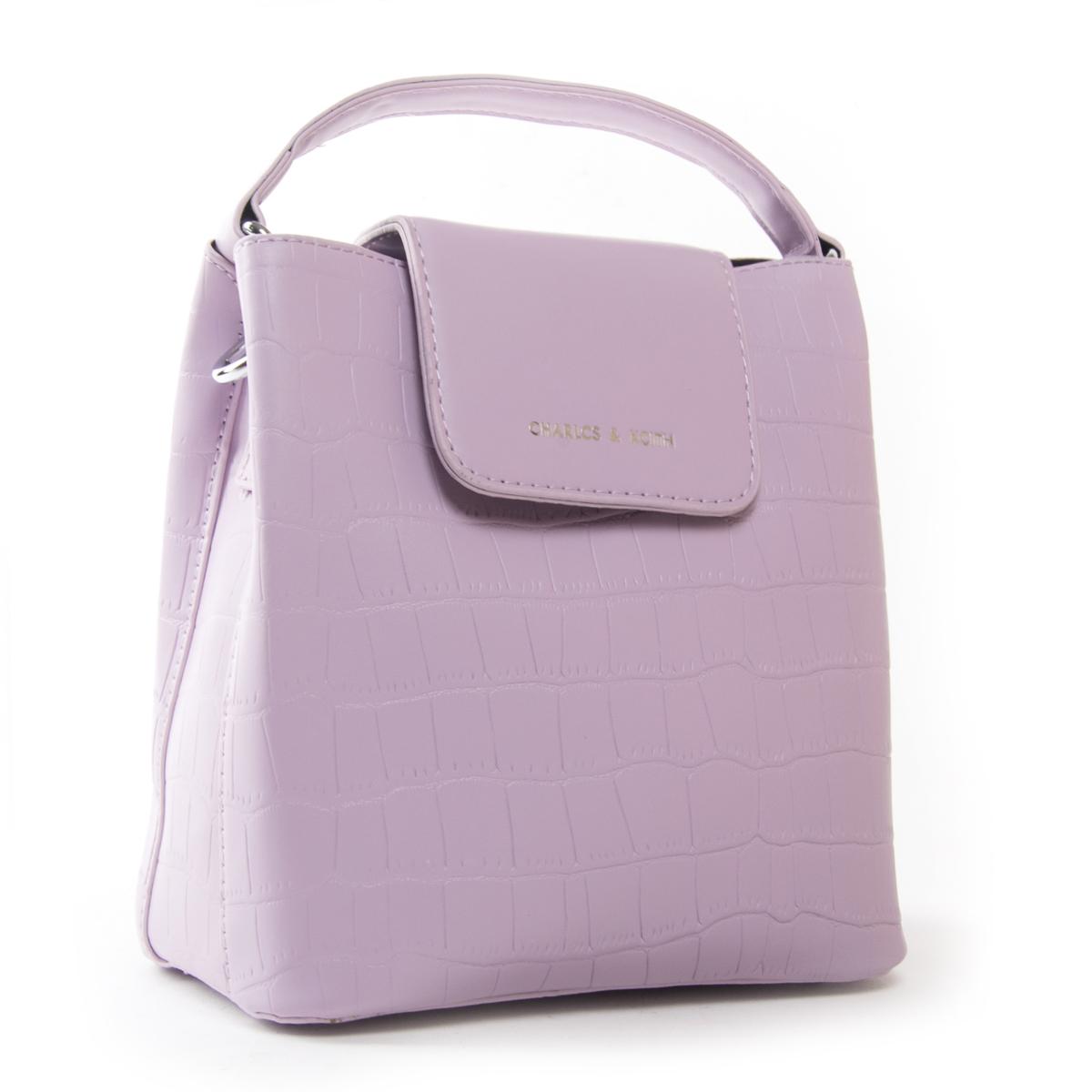 Сумка Женская Классическая иск-кожа FASHION 01-03 16905 purple