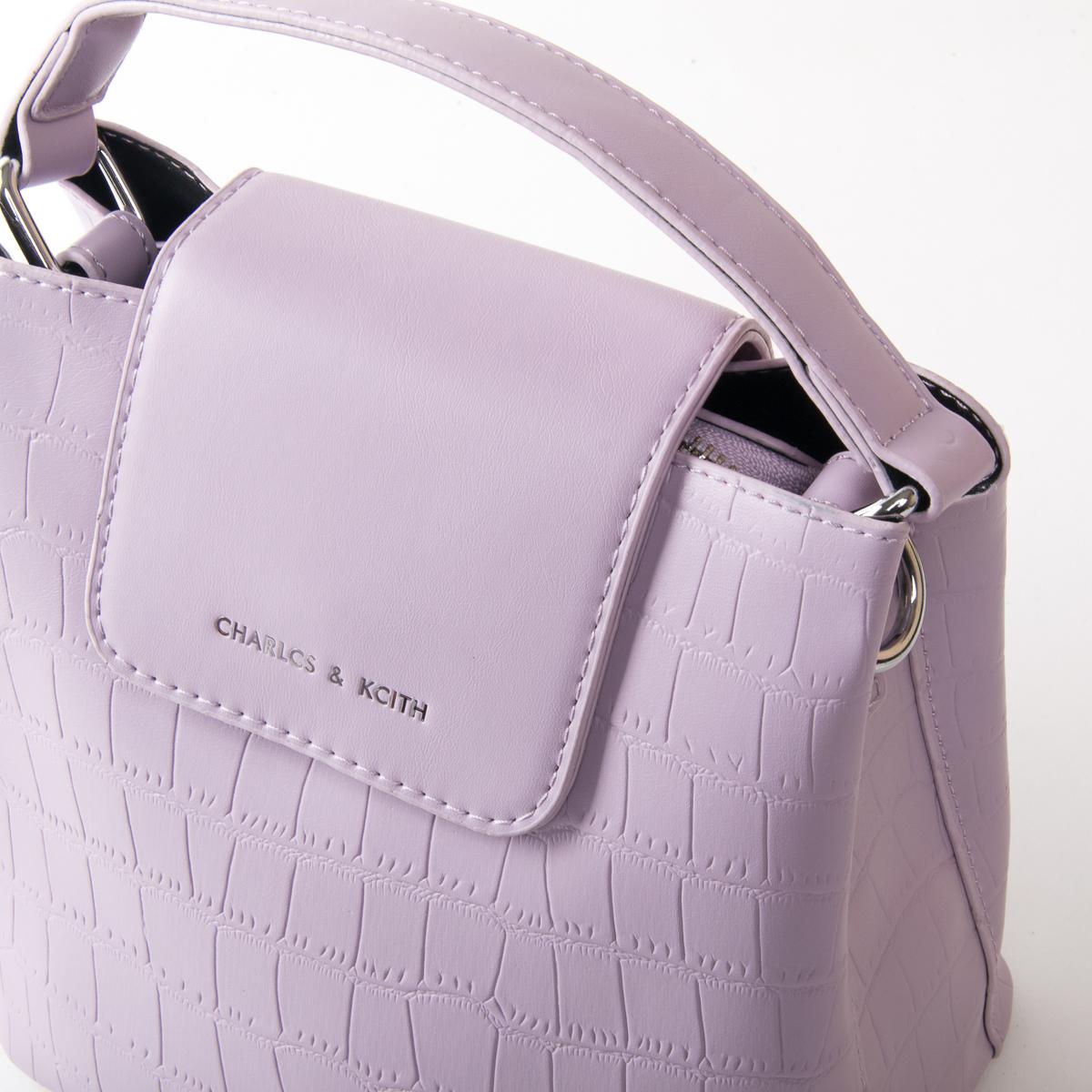 Сумка Женская Классическая иск-кожа FASHION 01-03 16905 purple - фото 3