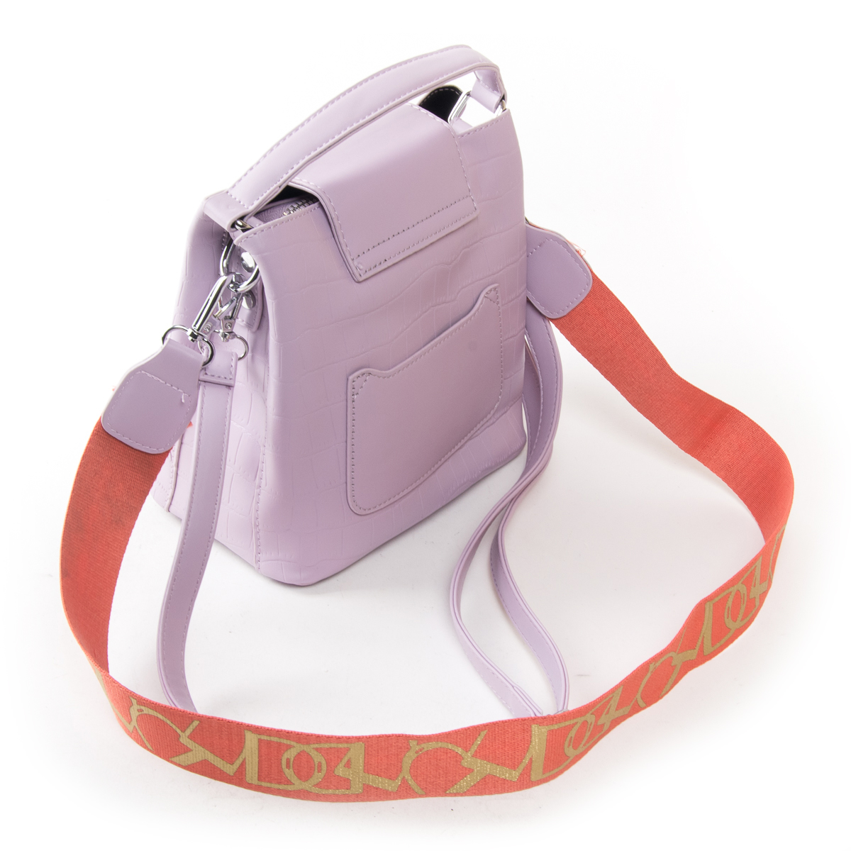 Сумка Женская Классическая иск-кожа FASHION 01-03 16905 purple - фото 4