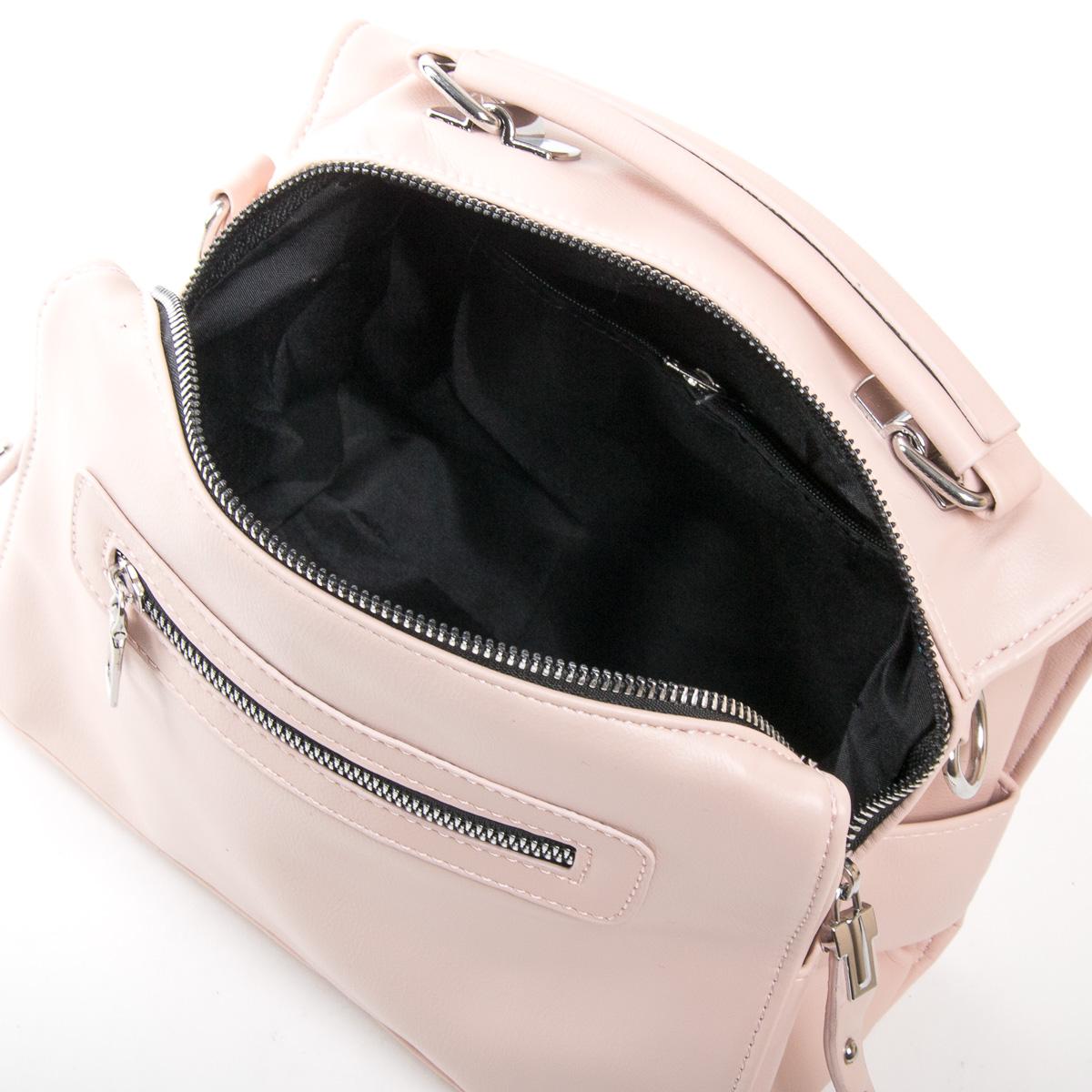 Сумка Женская Классическая иск-кожа FASHION 01-03 5122 pink - фото 5