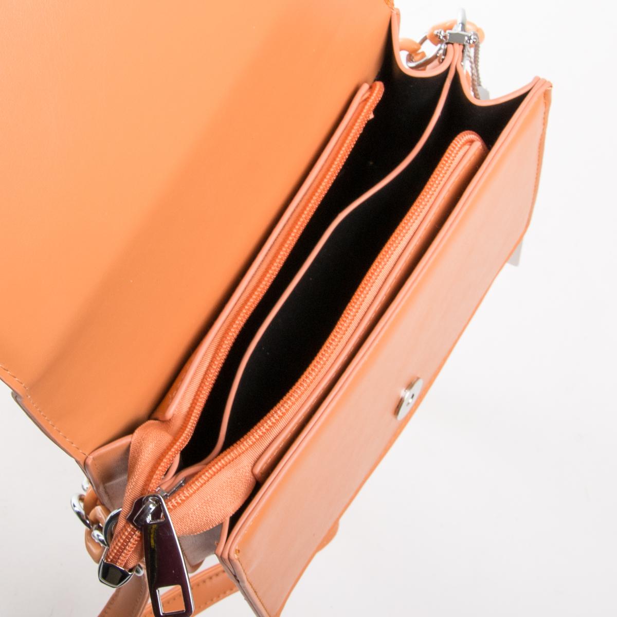 Сумка Женская Классическая иск-кожа FASHION 01-03 703 orange - фото 5