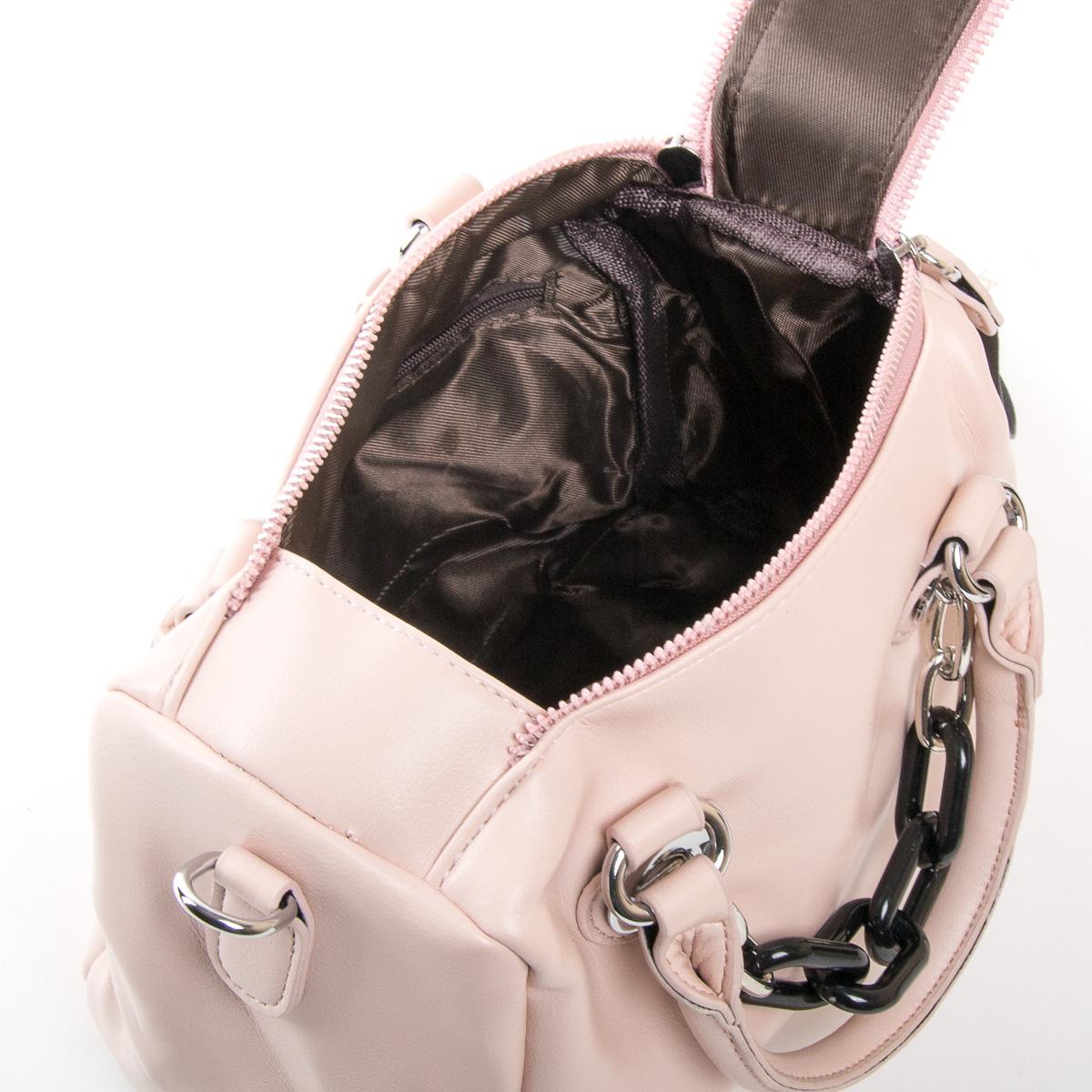 Сумка Женская Классическая иск-кожа FASHION 01-03 975 pink - фото 5
