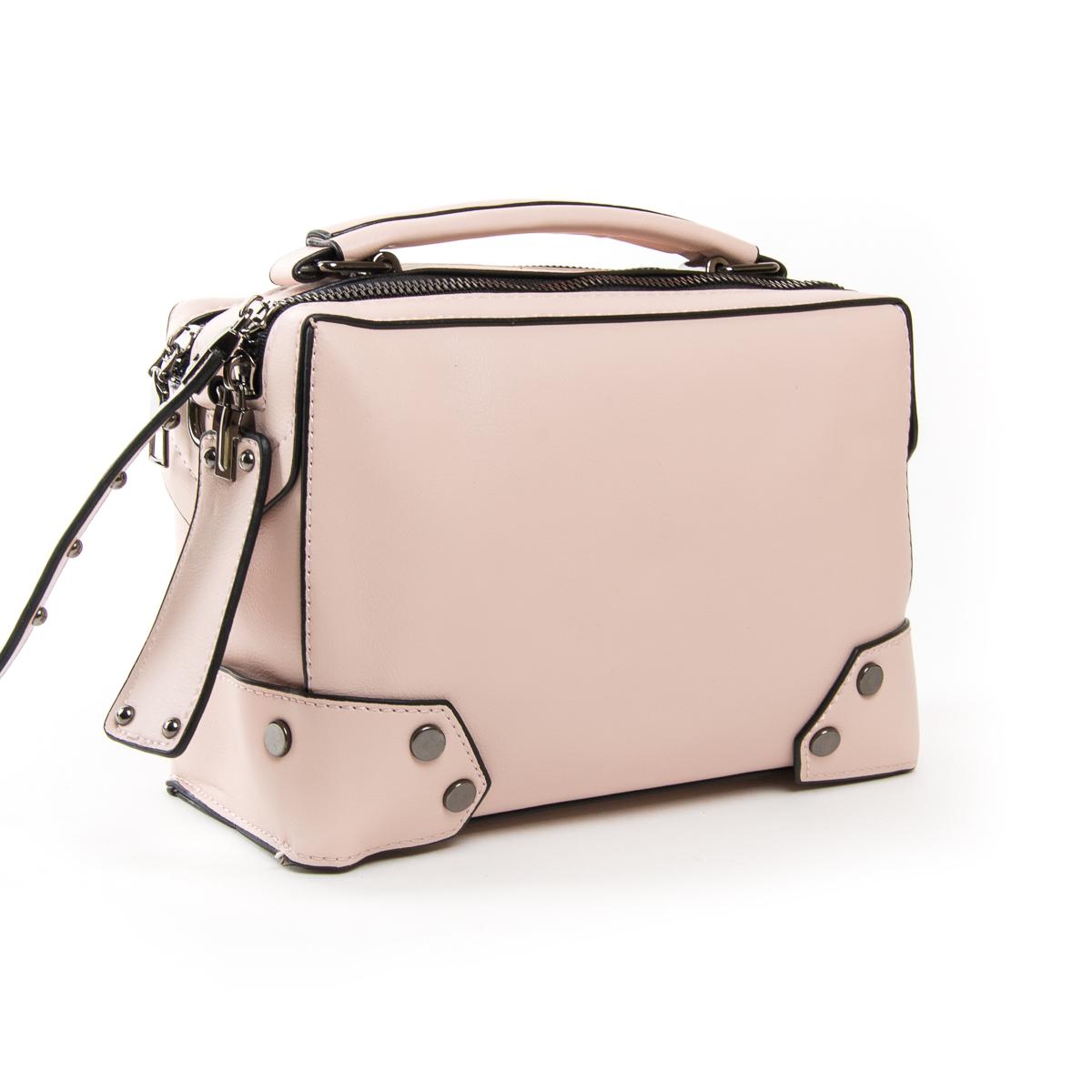 Сумка Женская Классическая иск-кожа FASHION 01-03 9790 pink