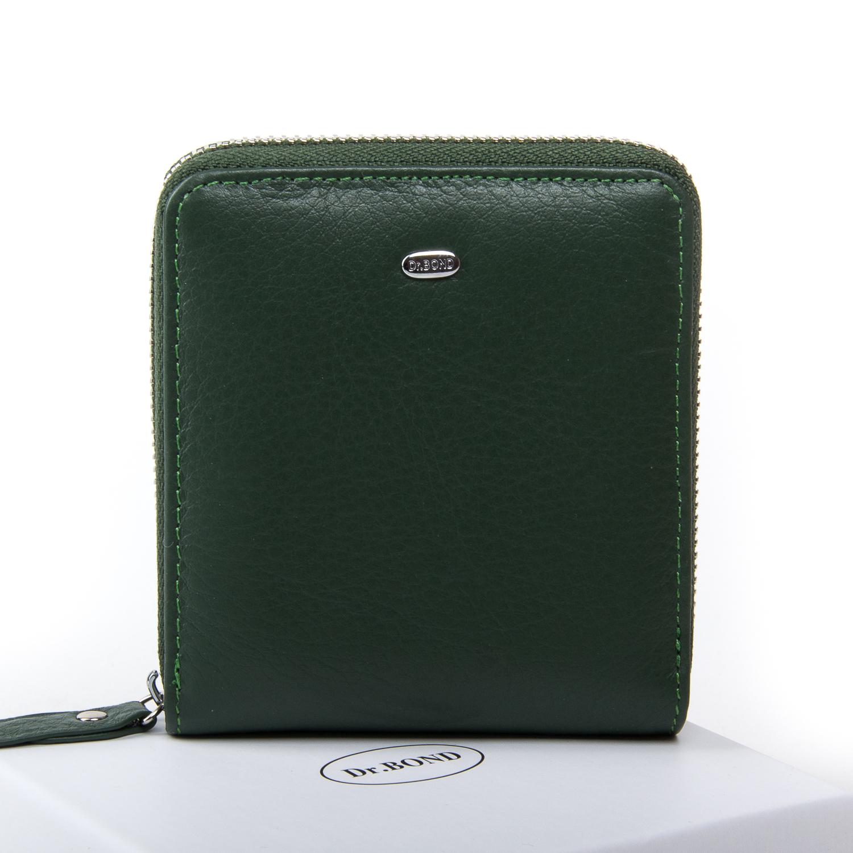 Кошелек Classic кожа DR. BOND WN-5 green