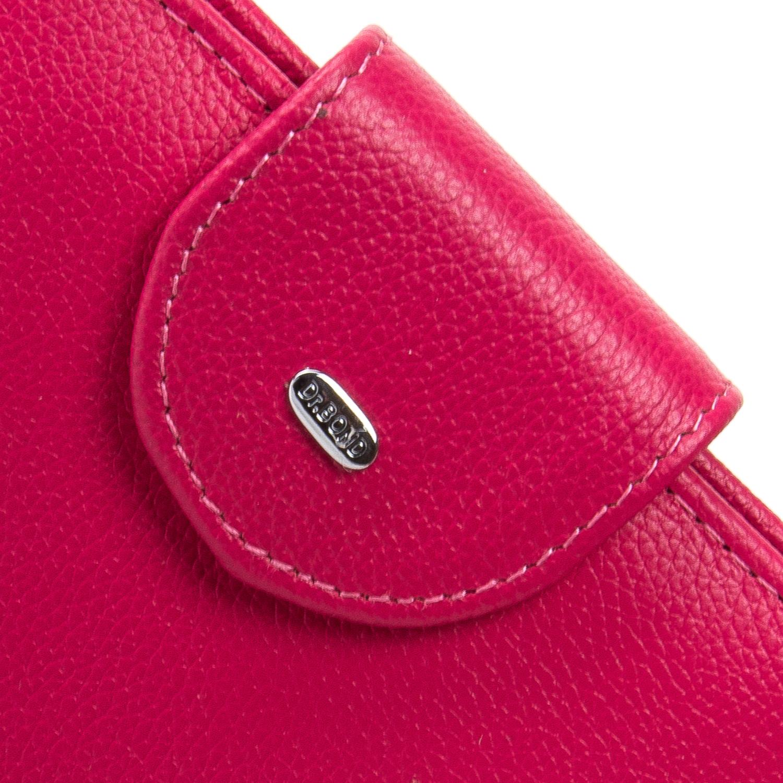 Кошелек Classic кожа DR. BOND WN-6 pink-red - фото 3