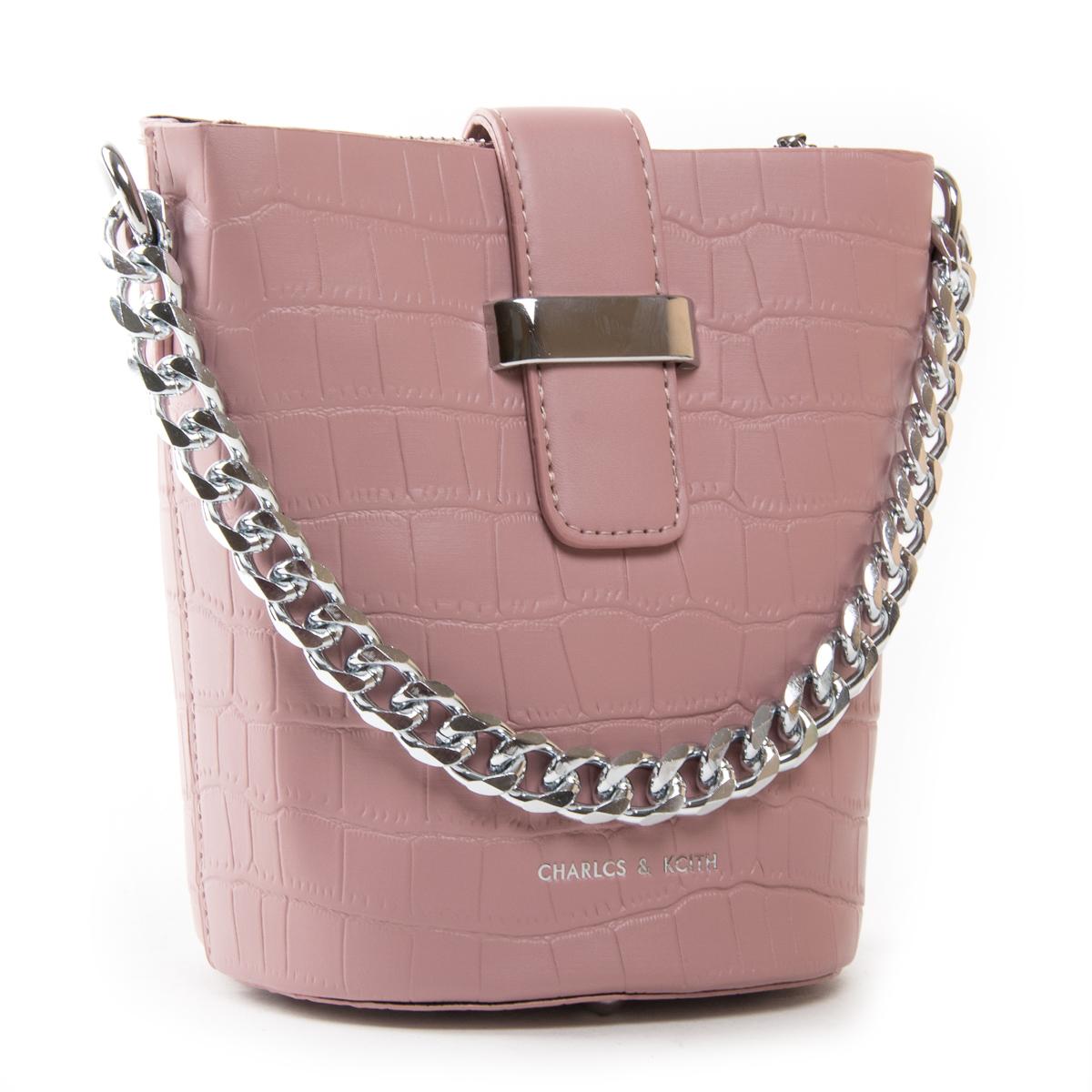 Сумка Женская Классическая иск-кожа FASHION 01-04 16909 pink