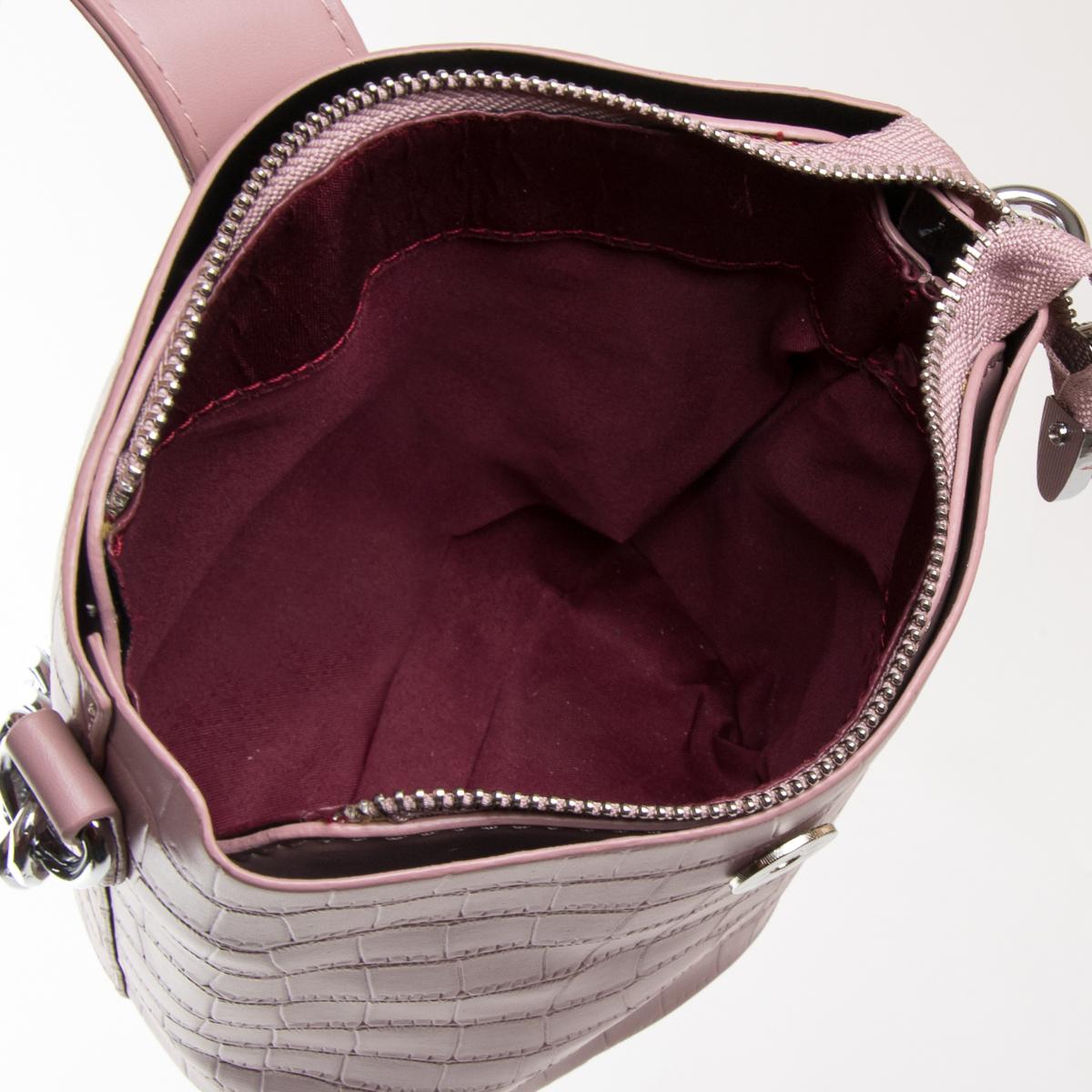 Сумка Женская Классическая иск-кожа FASHION 01-04 16909 pink - фото 5