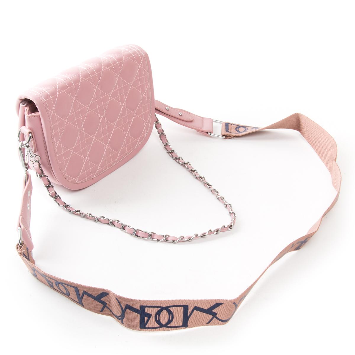 Сумка Женская Классическая иск-кожа FASHION 01-04 7117 pink - фото 4