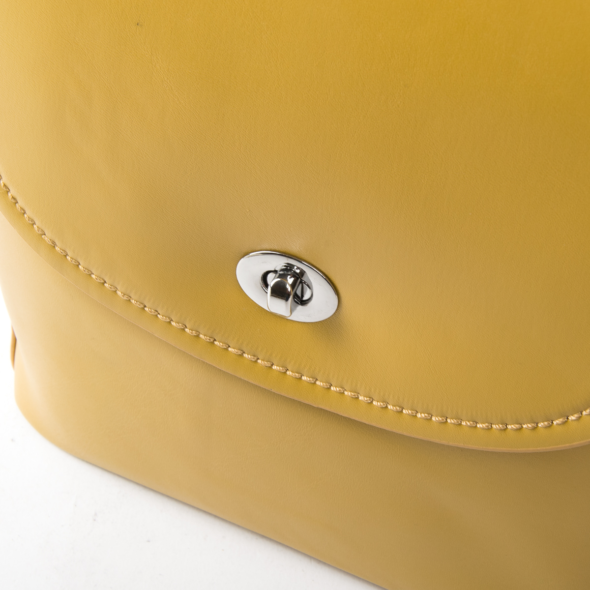 Сумка Женская Рюкзак иск-кожа FASHION 01-04 9901 yellow - фото 3