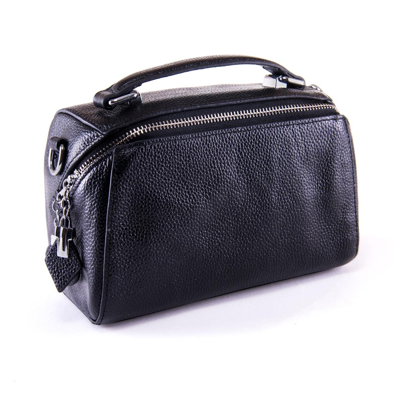 Сумка Женская Клатч кожа ALEX RAI 1-02 29018-1 black