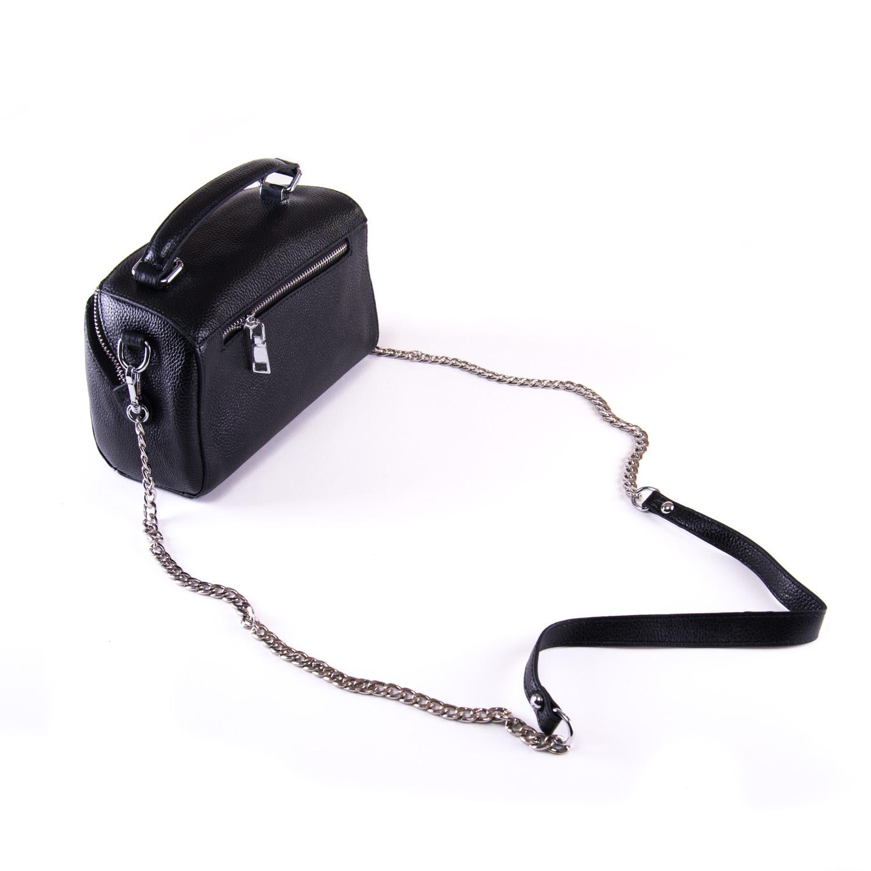 Сумка Женская Клатч кожа ALEX RAI 1-02 29018-1 black - фото 3