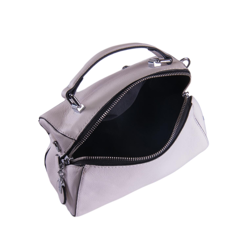 Сумка Женская Клатч кожа ALEX RAI 1-02 29018-11 white - фото 4