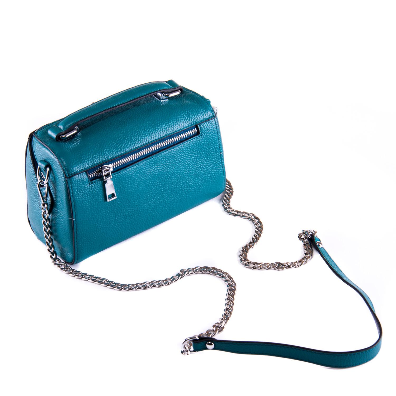 Сумка Женская Клатч кожа ALEX RAI 1-02 29018-13 blue - фото 3