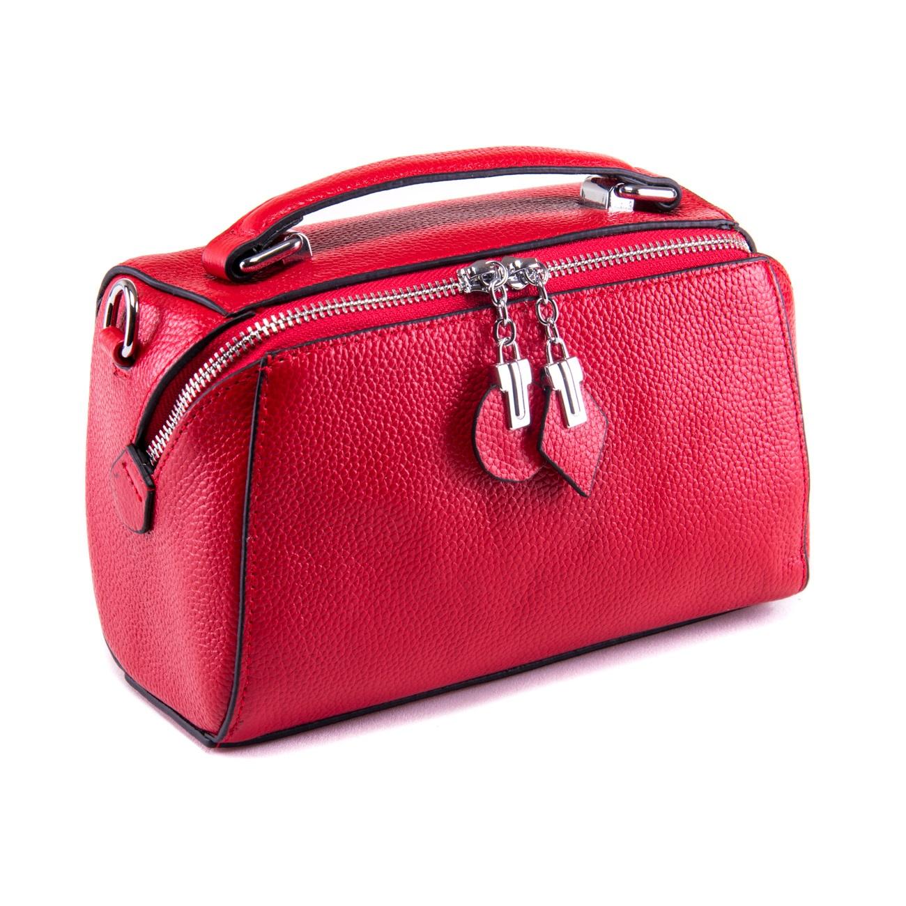 Сумка Женская Клатч кожа ALEX RAI 1-02 29018-8 red