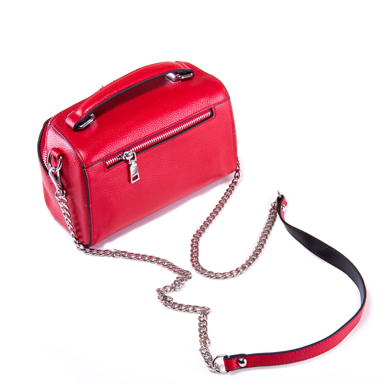 Сумка Женская Клатч кожа ALEX RAI 1-02 29018-8 red - фото 3
