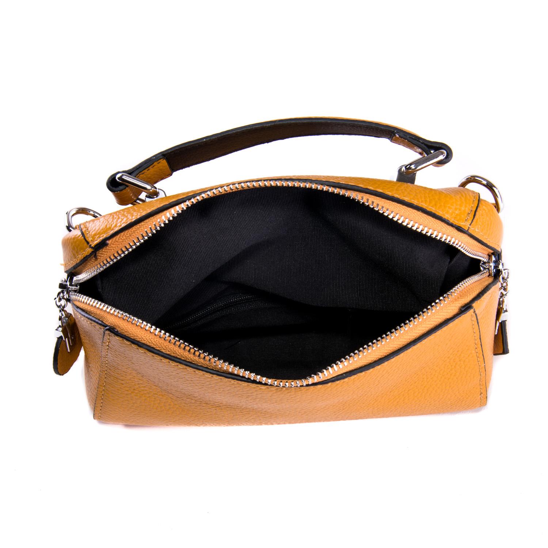 Сумка Женская Клатч кожа ALEX RAI 1-02 29018-9 yellow - фото 4