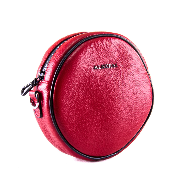 Сумка Женская Клатч кожа ALEX RAI 1-02 39032-8 red