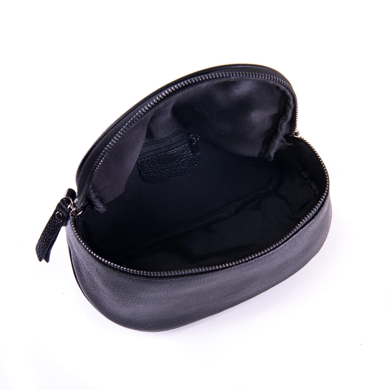 Сумка Женская Клатч кожа ALEX RAI 1-02 39033-1 black - фото 4