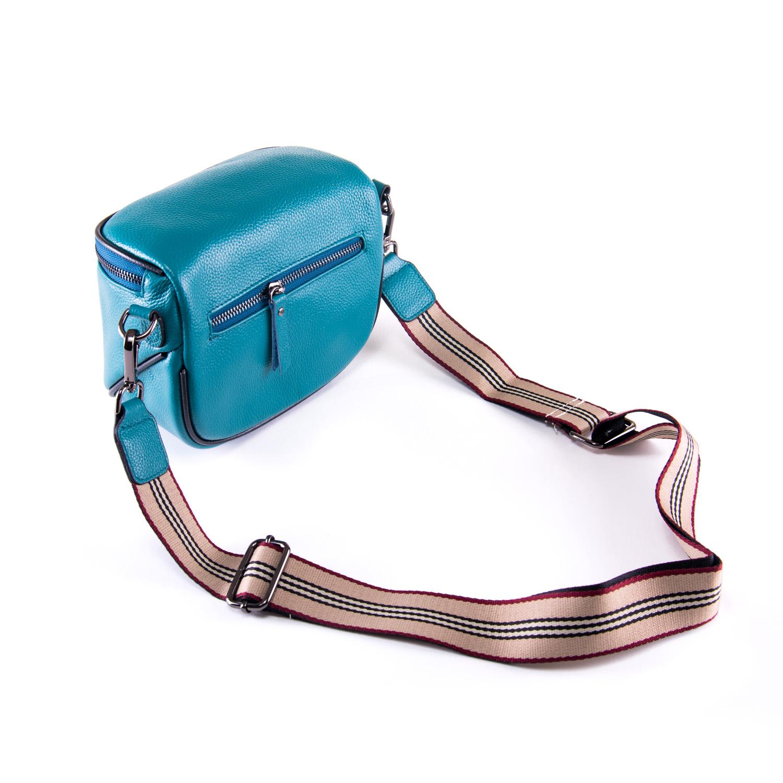 Сумка Женская Клатч кожа ALEX RAI 1-02 39033-13 blue - фото 3