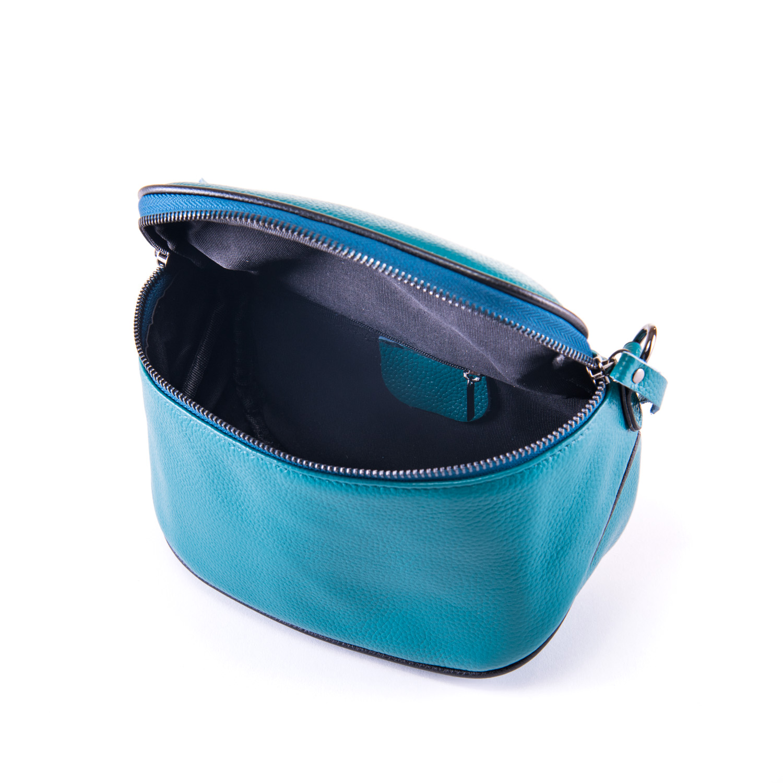 Сумка Женская Клатч кожа ALEX RAI 1-02 39033-13 blue - фото 4