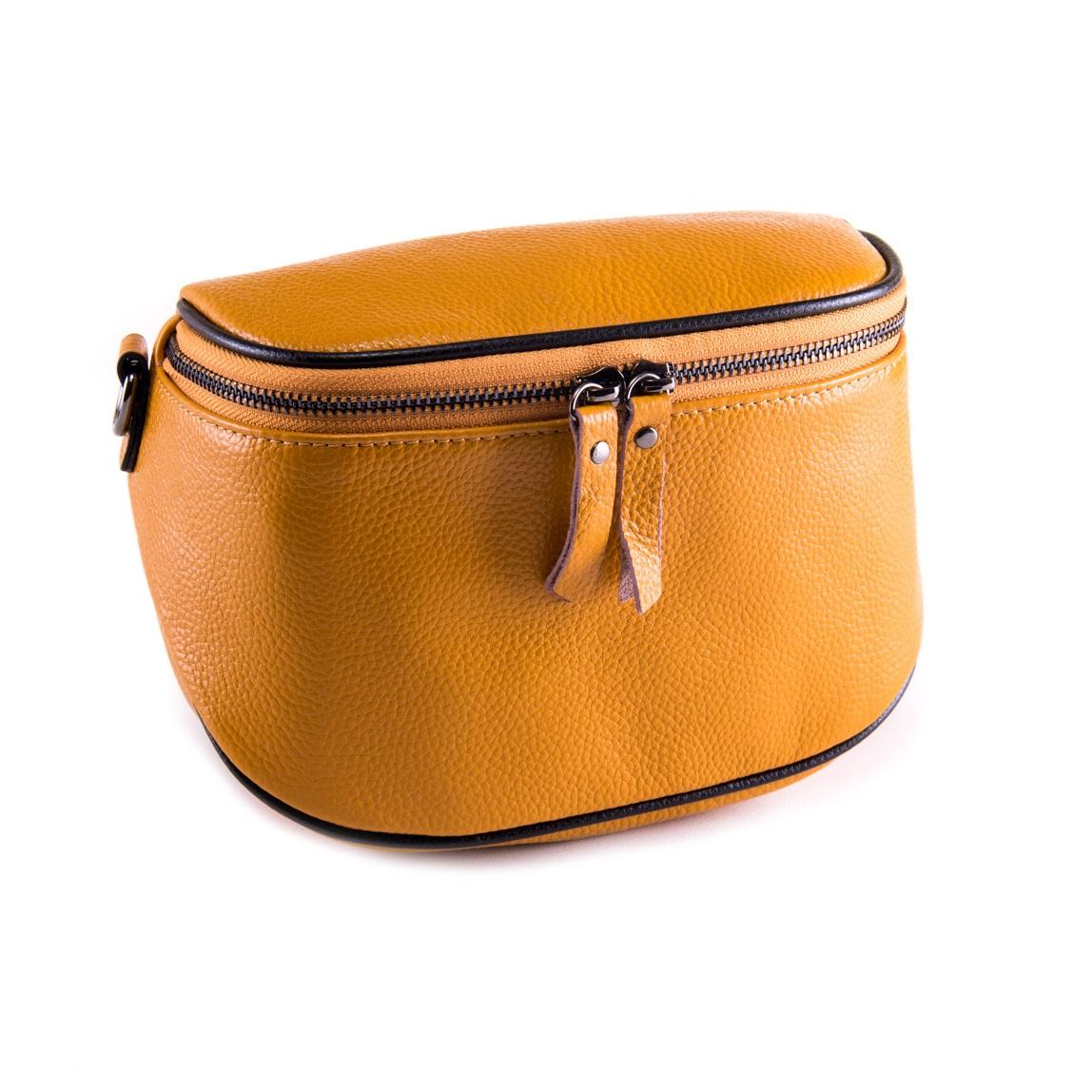 Сумка Женская Клатч кожа ALEX RAI 1-02 39033-9 yellow