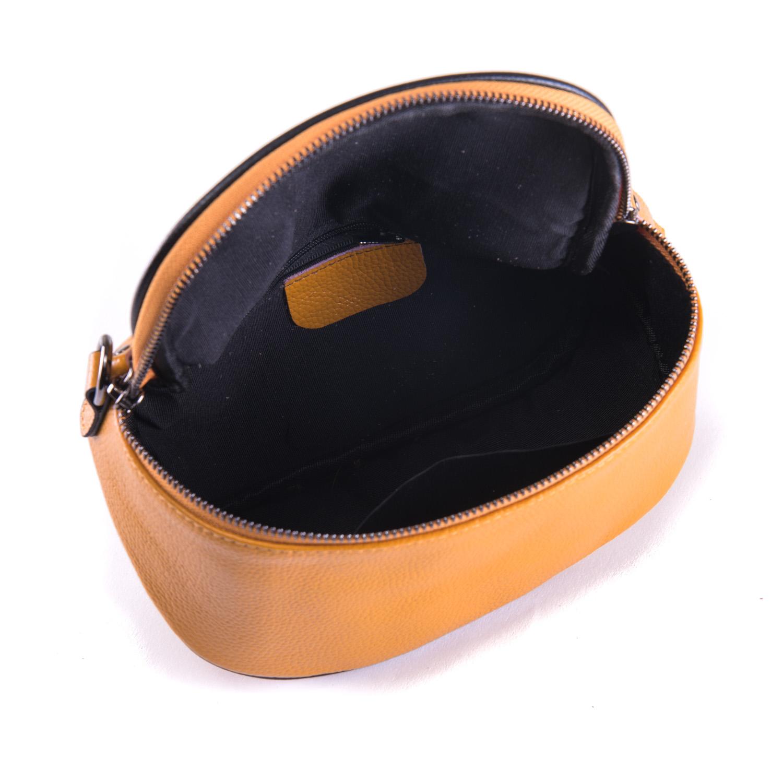 Сумка Женская Клатч кожа ALEX RAI 1-02 39033-9 yellow - фото 4