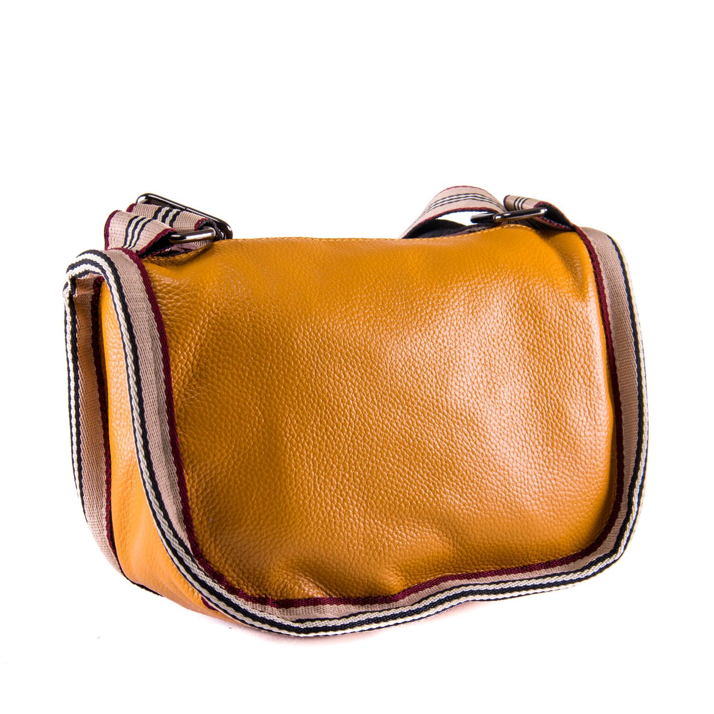 Сумка Женская Клатч кожа ALEX RAI 1-02 39034-9 yellow