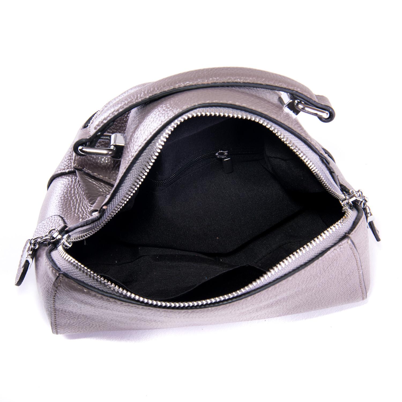 Сумка Женская Клатч кожа ALEX RAI 1-02 29018-7 grey - фото 4