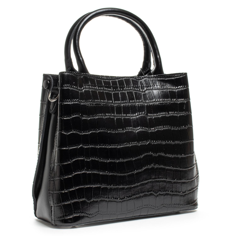 Сумка Женская Классическая кожа ALEX RAI 07-01 1546-1 black