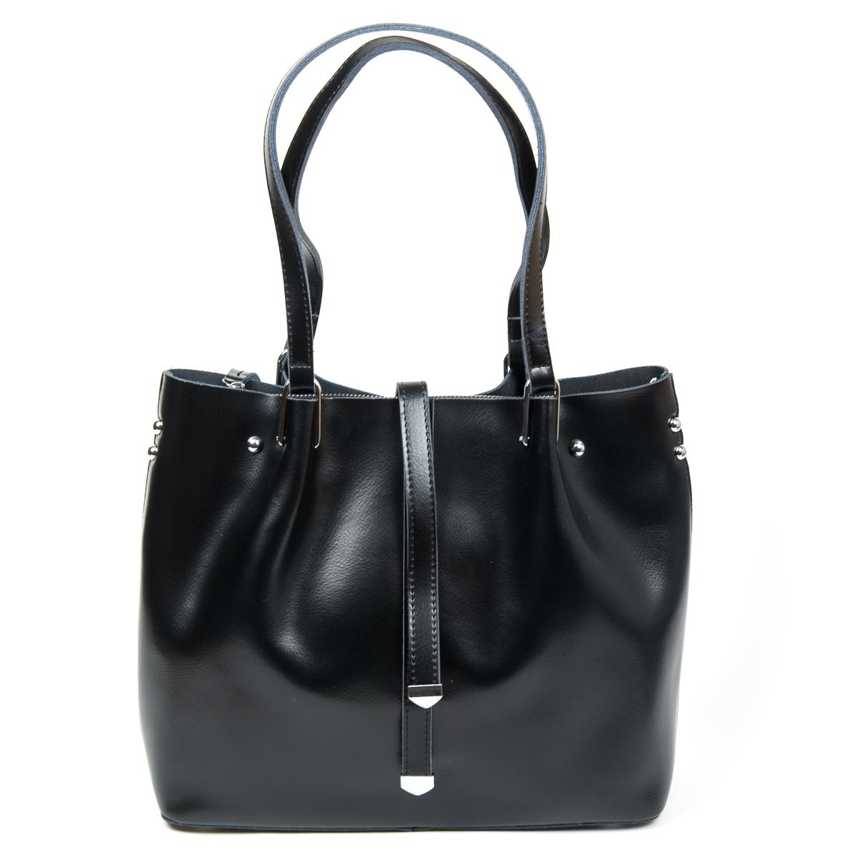 Сумка Женская Классическая кожа ALEX RAI 05-01 317 black