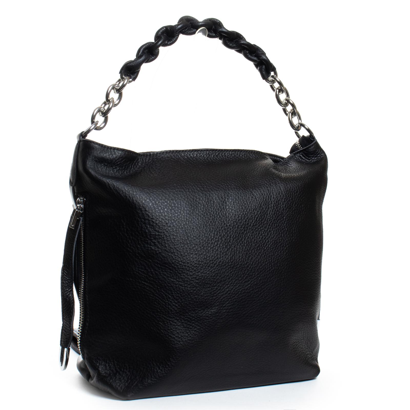 Сумка Женская Классическая кожа ALEX RAI 07-03 8798-9 black
