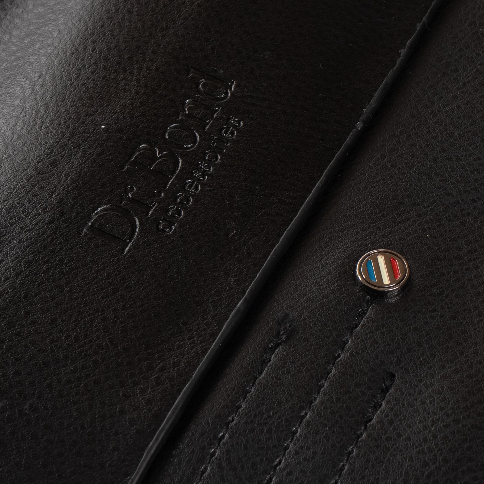 Сумка Мужская Планшет иск-кожа DR. BOND GL 205-2 black - фото 3