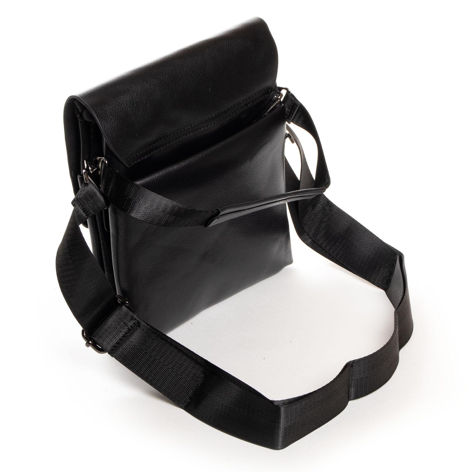 Сумка Мужская Планшет иск-кожа DR. BOND GL 205-2 black - фото 4