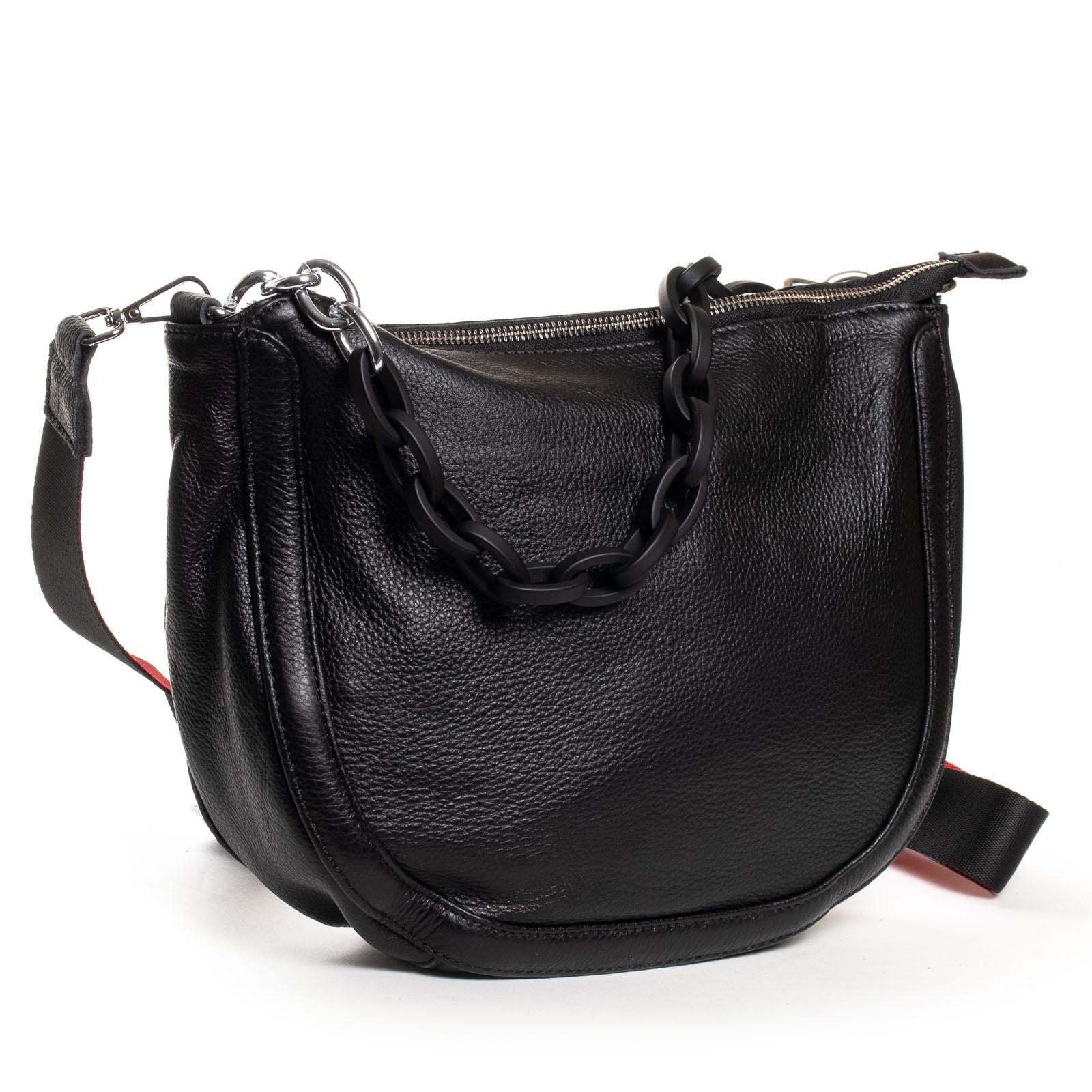 Сумка Женская Классическая кожа ALEX RAI 02-09 9503-9 black