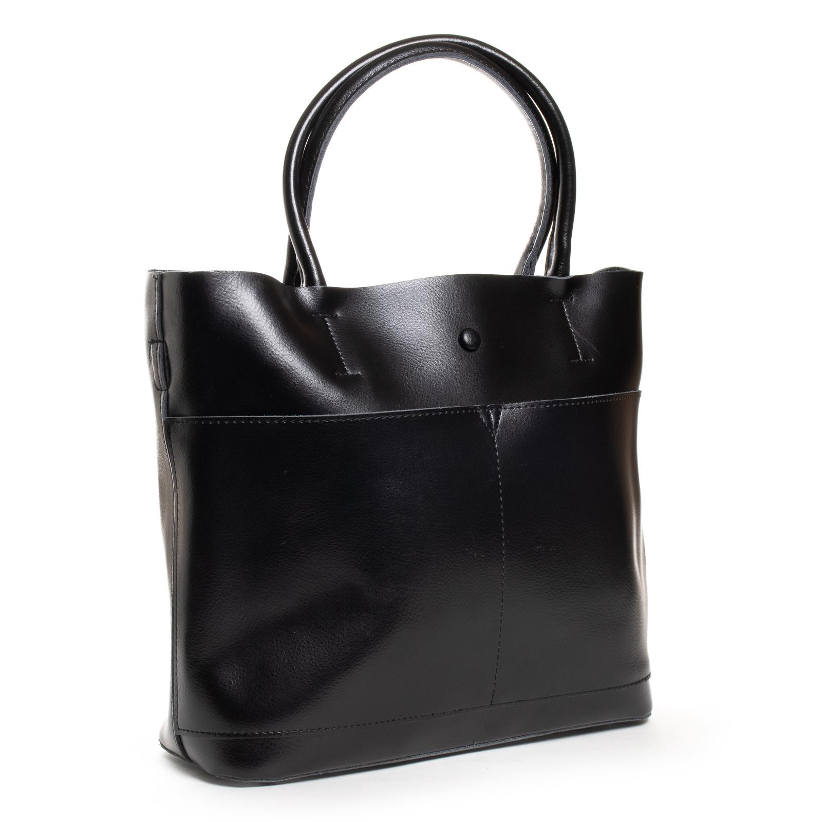 Сумка Женская Классическая кожа ALEX RAI 03-09 13-9505 black