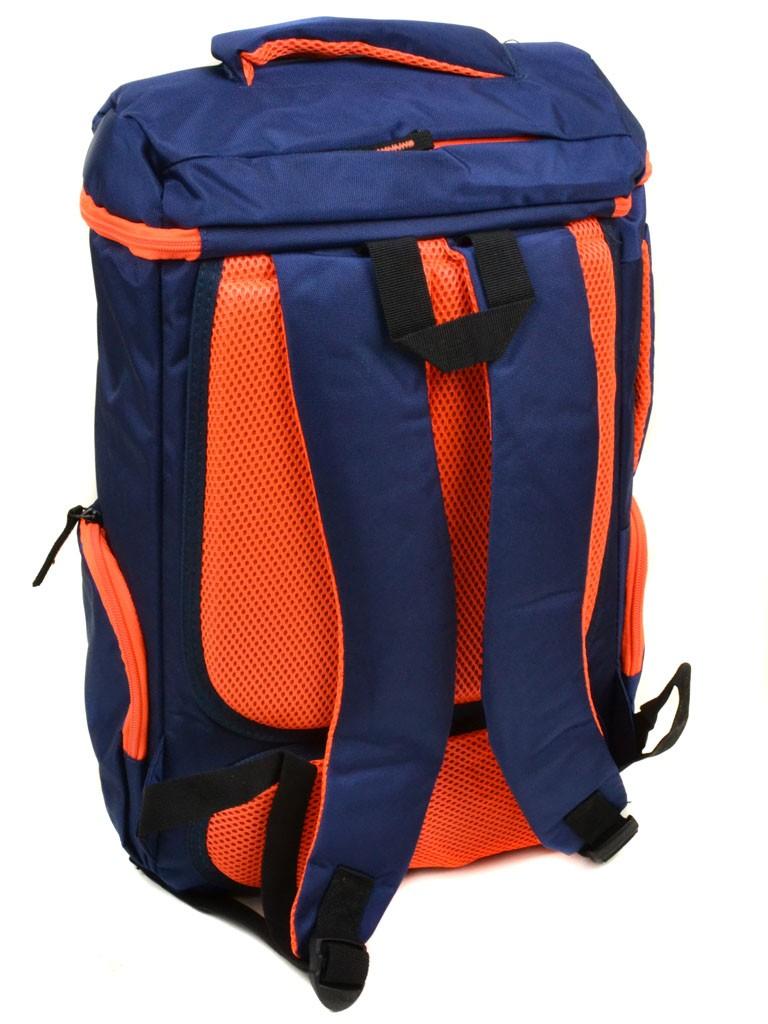 Рюкзак Городской текстиль Lanpad 1830-bls blue