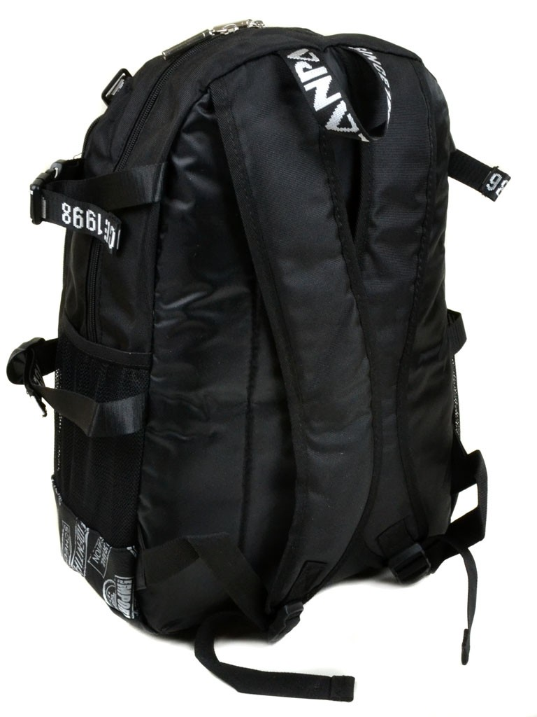 Рюкзак Городской текстиль Lanpad 3371-1 black - фото 3