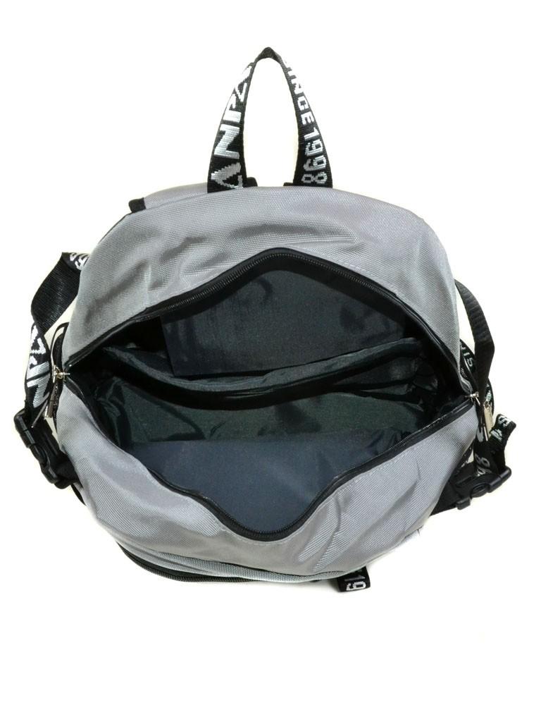 Рюкзак Городской текстиль Lanpad 3371-3 grey
