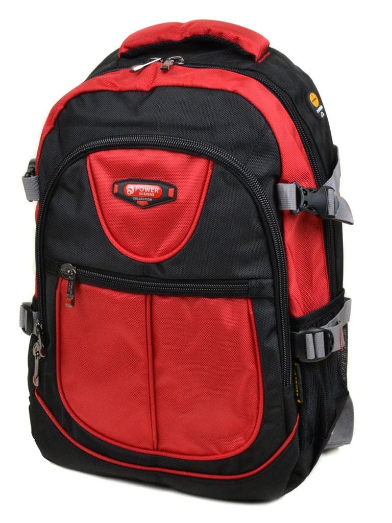 Рюкзак Городской нейлон Power In Eavas 9602 red