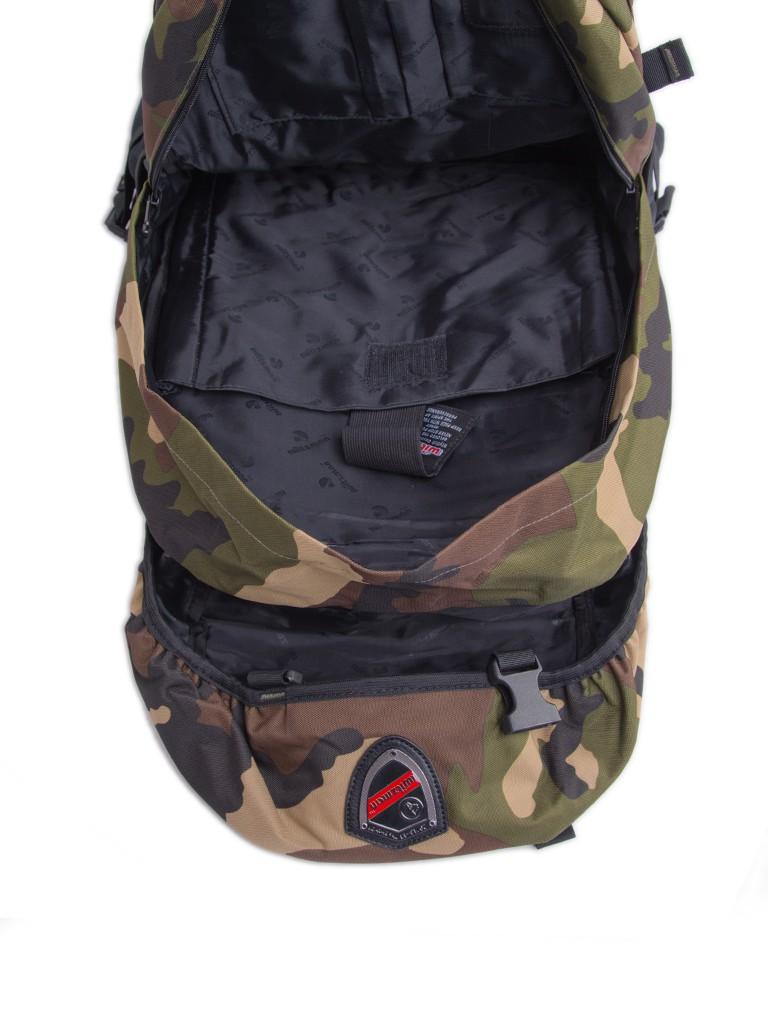 Рюкзак Городской нейлон Witzman A-9941 camouflage - фото 4