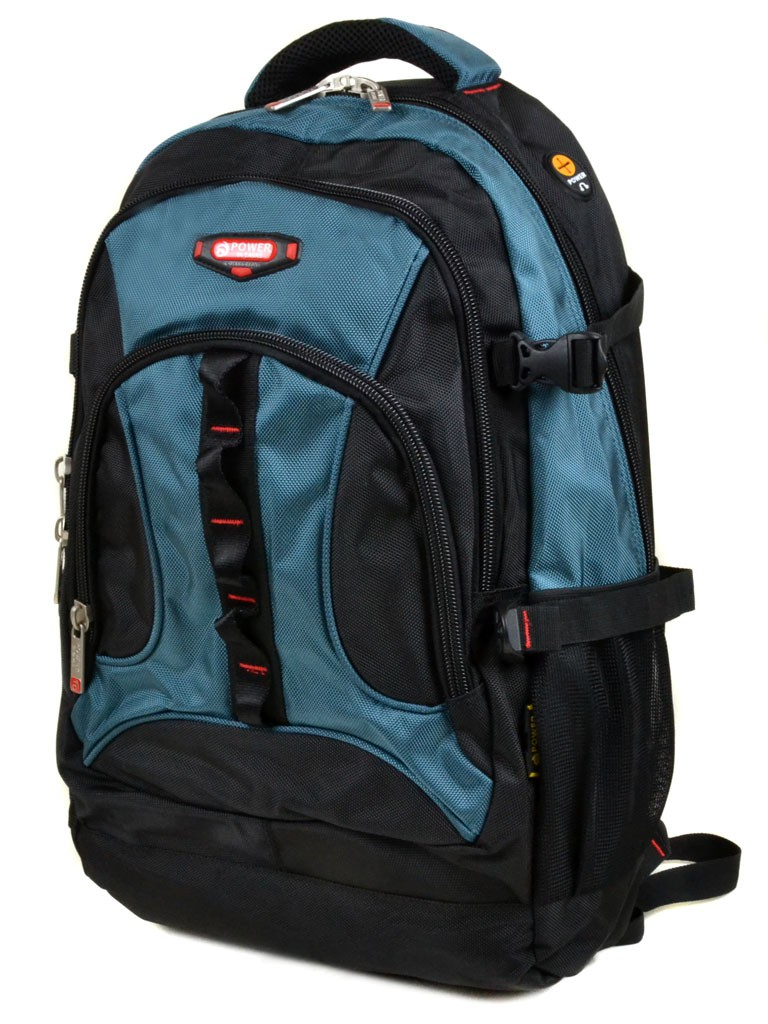 Рюкзак Городской нейлон Power In Eavas 8701 light-blue