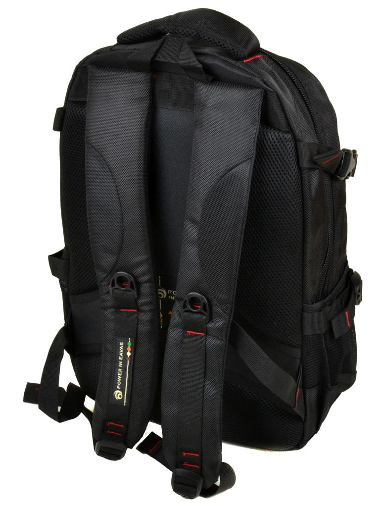 Рюкзак Городской нейлон Power In Eavas 9602 black