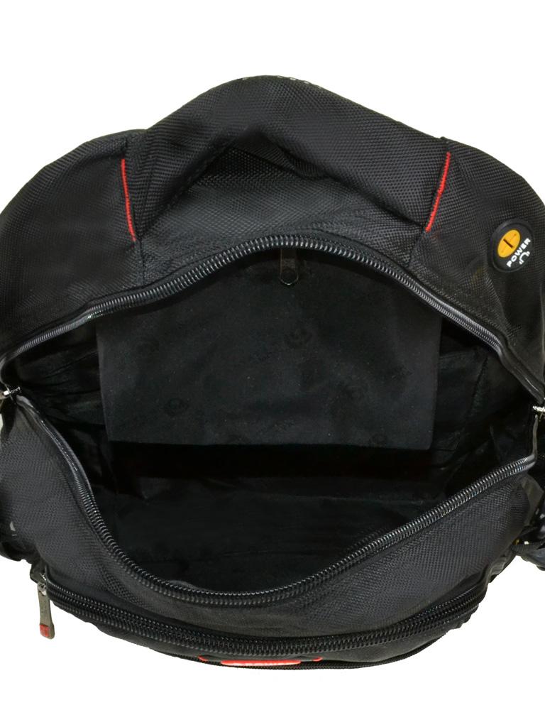 Рюкзак Городской нейлон Power In Eavas 9617 black