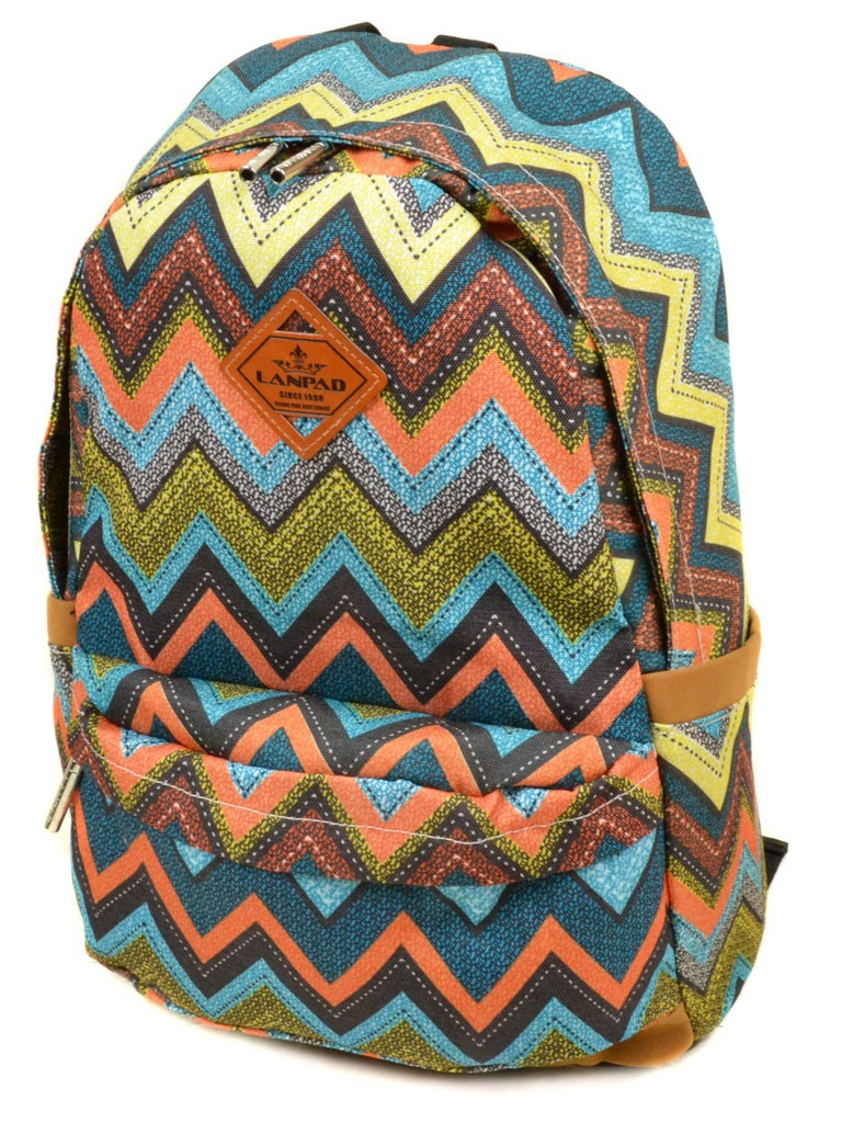 Рюкзак Городской текстиль Lanpad 3360-1 black