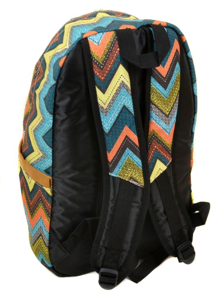 Рюкзак Городской текстиль Lanpad 3360-1 black - фото 3